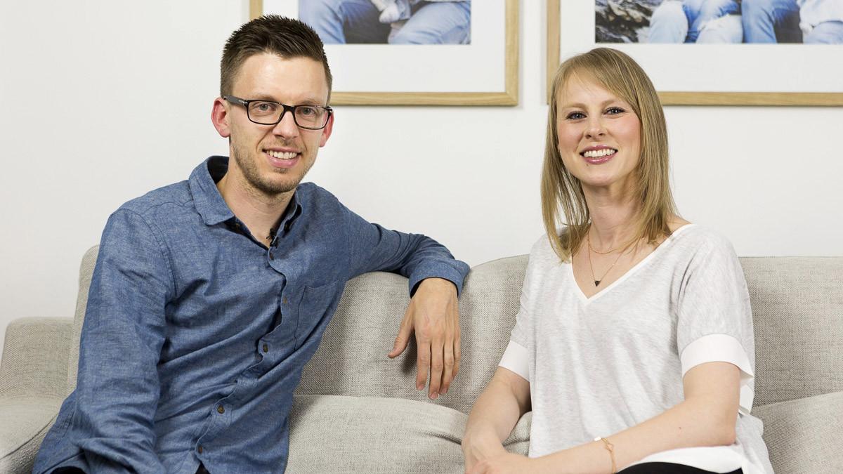 Anders og Alyssa Kjøndal