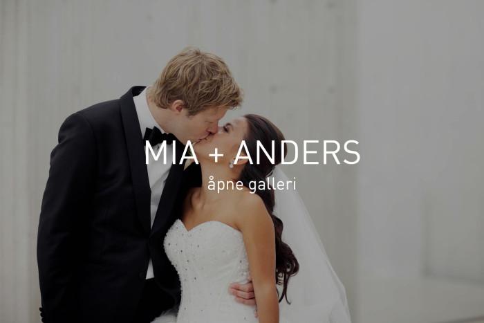 Sandefjord Bryllup