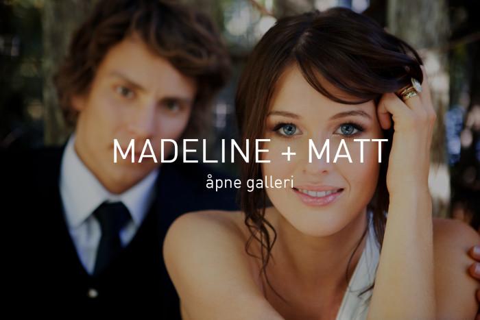 Australsk Bryllup