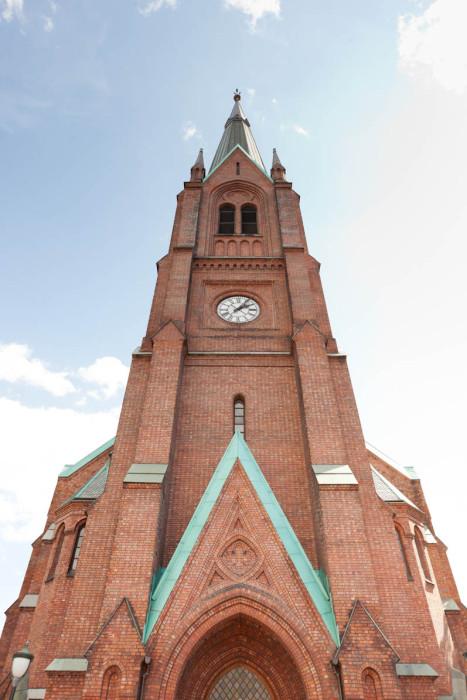 Uranienborg kirke bryllup luxe.no