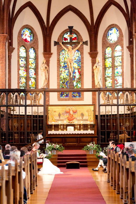 Uranienborg kirke bryllup