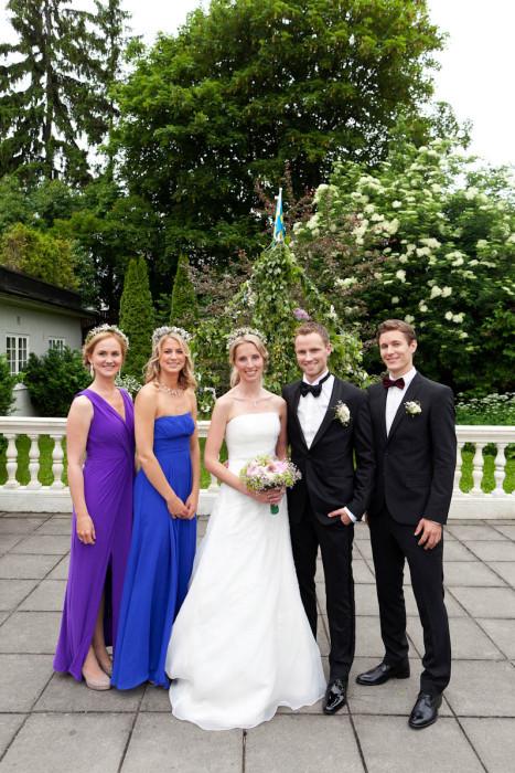 Norske Studenters Roklub Bryllupsfotograf oslo luxe.no