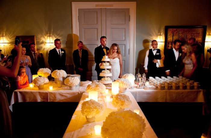 Gamle Logen Bryllup selskap