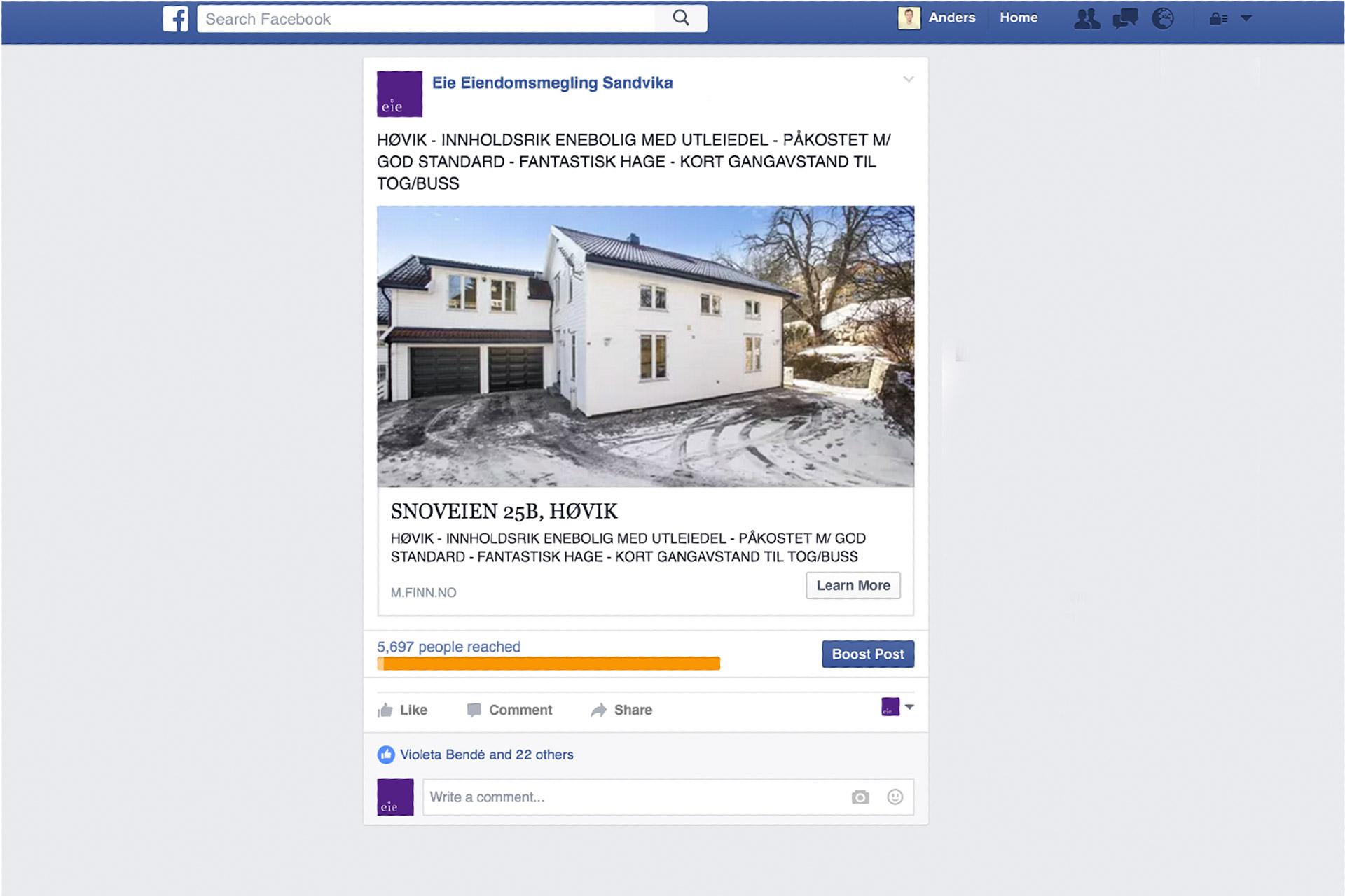 facebook-annonse